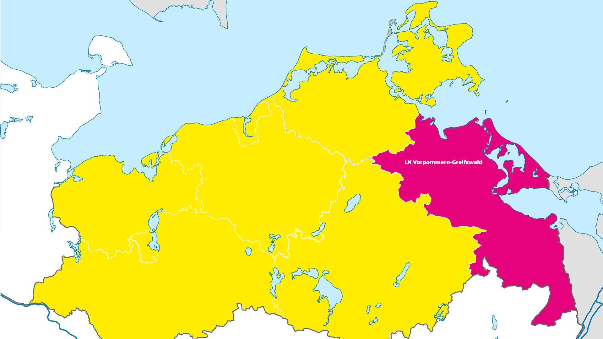 Kreistagswahl Vorpommern Greifswald